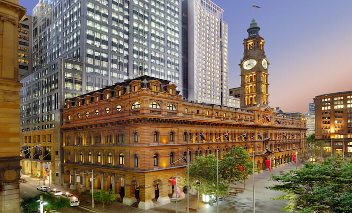 The Fullerton Hotel Sydney opens at No.1 Martin Place