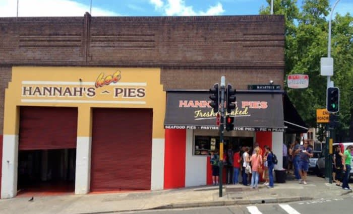 Hannah's Pies, Ultimo site sold to Caper Property