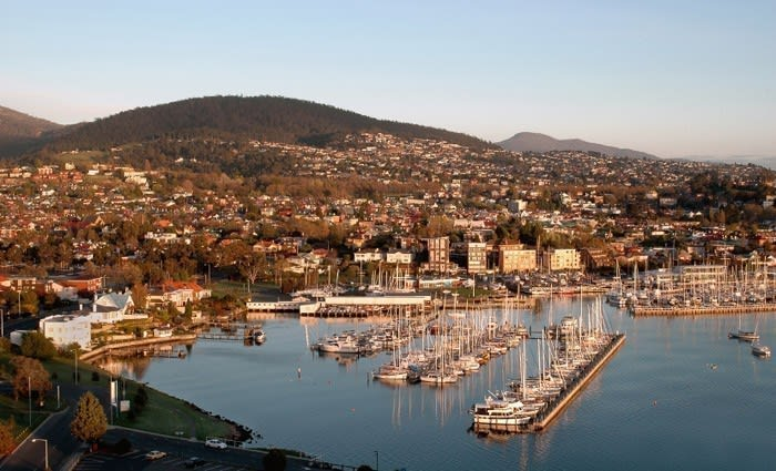 Nowhere in Tasmania has seen less than 5% property price growth in 12 months: Hotspotting's Terry Ryder