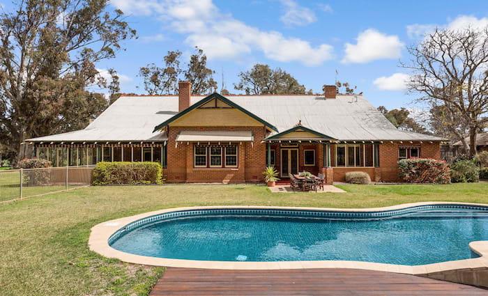 Historic Wahroonga estate at Yambuna comes onto the market