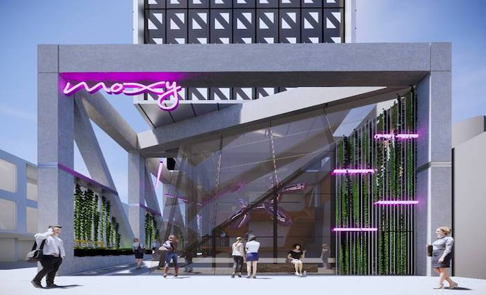 Marriott's Moxy Hotels brand set to make Australian debut in South Yarra