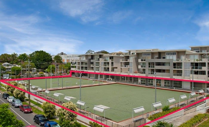 Indooroopilly Bowls Club sold after lengthy strata struggle