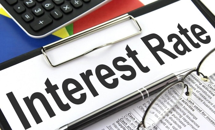 Interest rates for owner occupiers average 4.43% standard variable rate