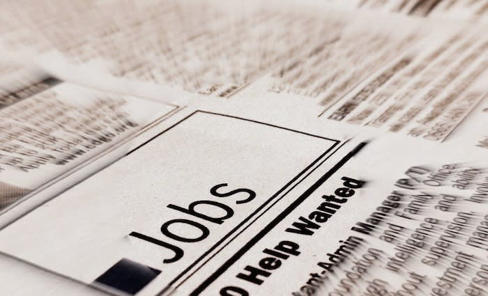 Largest fall in job ads ever recorded: Pete Wargent