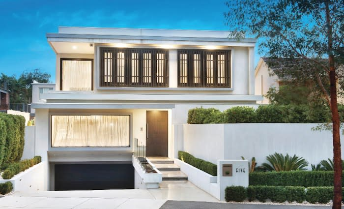Chris and Rebecca Judd sell Brighton home