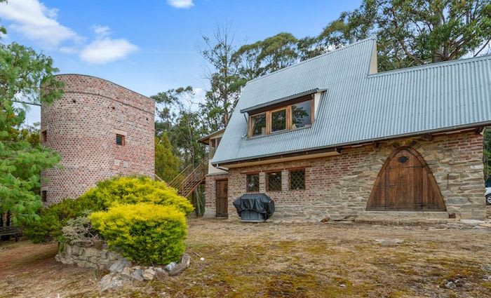 Turreted Derwent Valley home with bush views sold for $380,000