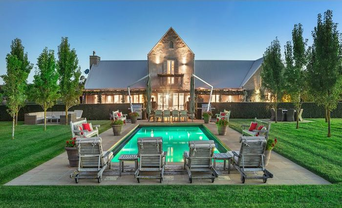 Hedderwick, a Mount Macedon equestrian estate listed