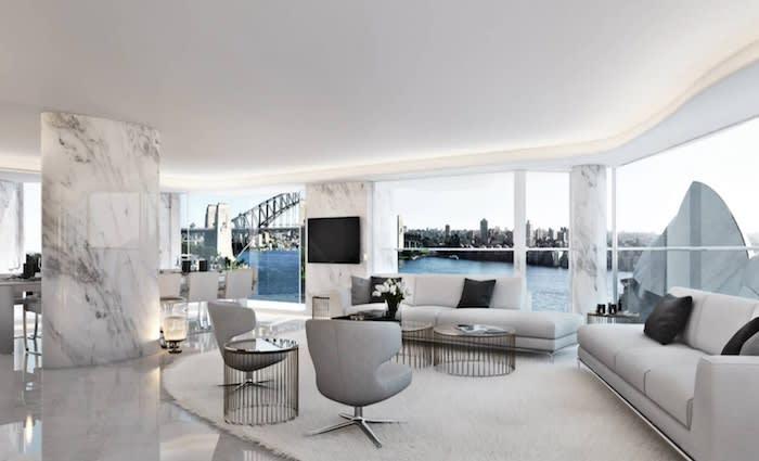 Sydney's number one penthouse hits the market through John McGrath