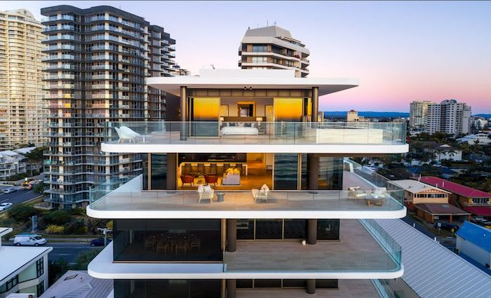 Sea complex penthouse at Main Beach fetches $8.25 million