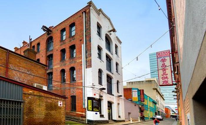 Four storey Chinatown, Melbourne retail building sold