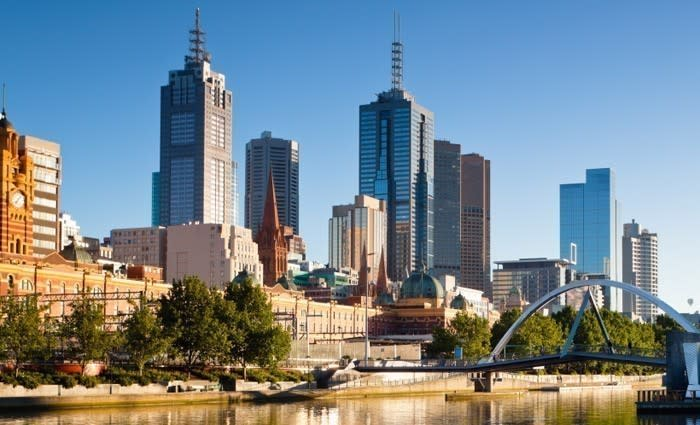 Caution in Melbourne's trophy home market as peak nears
