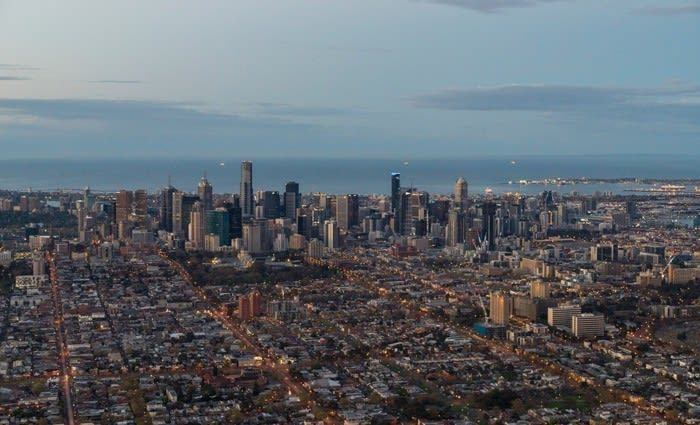 Melbourne's inner south property values to fall the most: Moody's Analytics