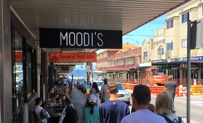 International investor using AuctionNow app underbids on Moodi's Coogee cafe