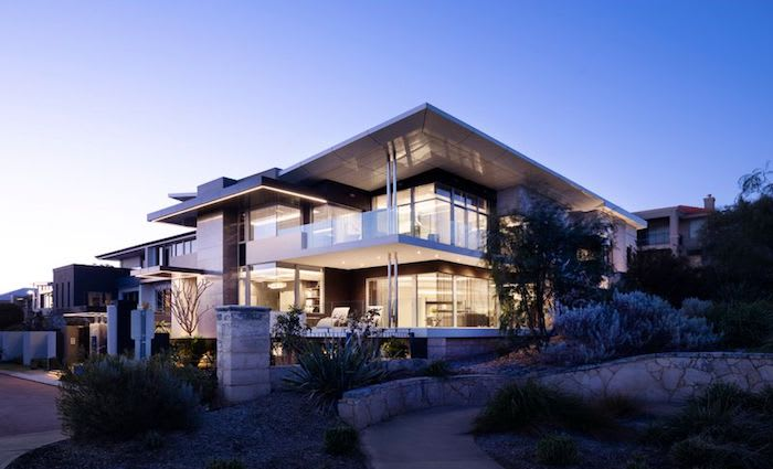 Mosman Park trophy home with Swan River views under offer
