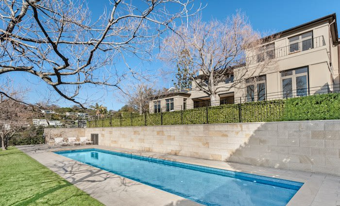 Another $20 million listing hits the Mosman trophy market