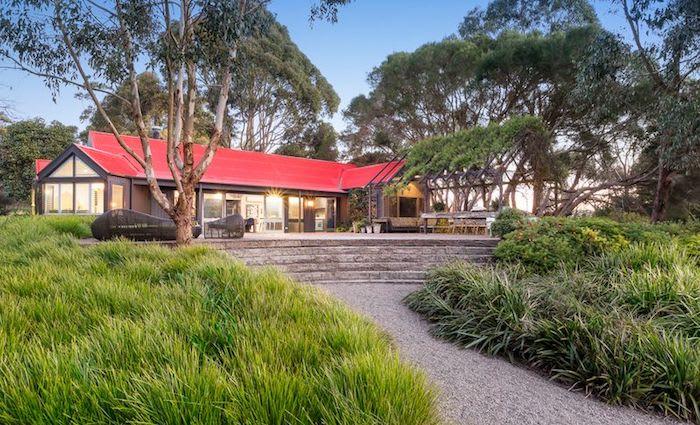 Landscape designer Rick Eckersley sells Musk Cottage