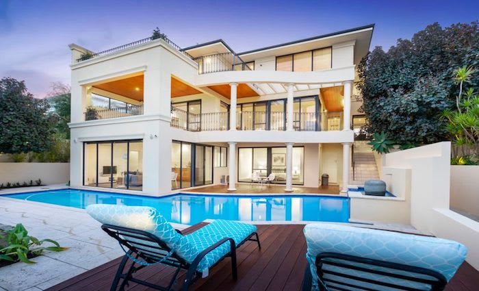 Nedlands three storey trophy home listed