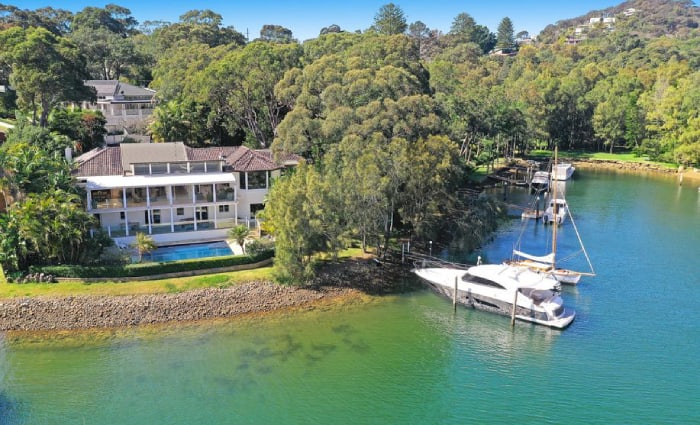 Karin Adcock, Pandora Australia founder sells $10 million Newport waterfront for $9 million