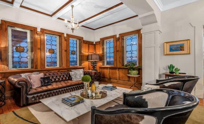 Whiskey baron's Hamilton Hill home sold