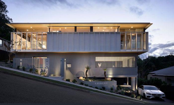 Architect-designed modern home in Paddington, Queensland sold