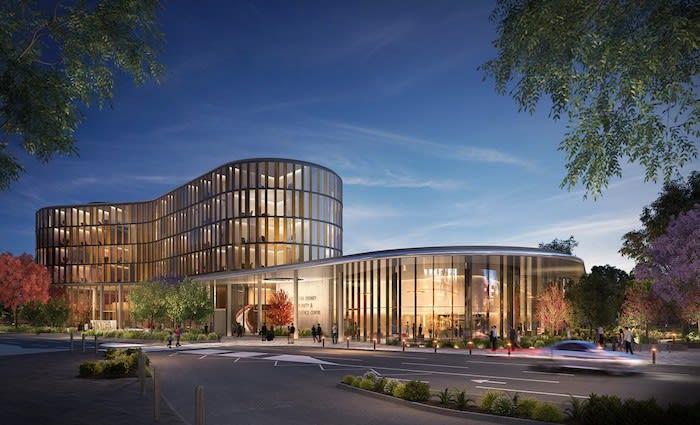 Panthers Group starts $1 billion Western Sydney Community and Conference Centre development