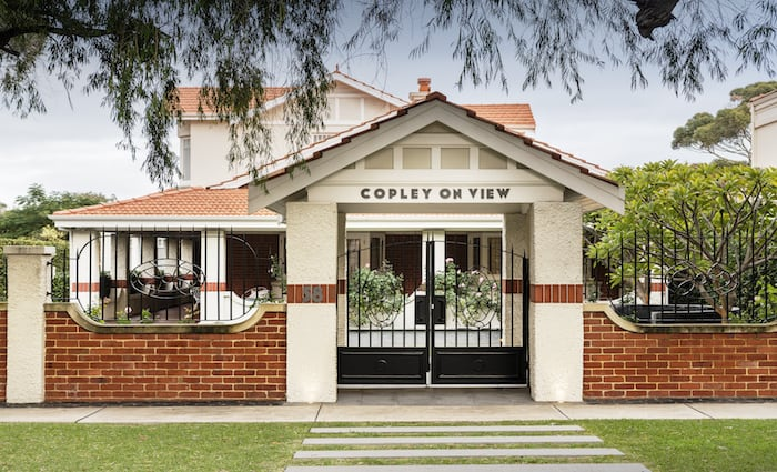 Peppermint Grove trophy home Copley on View for December auction