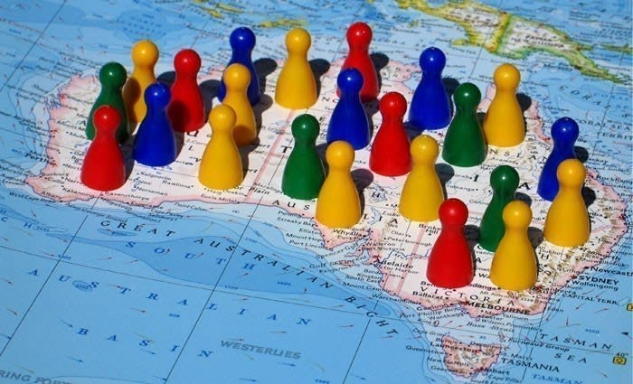 Too much emphasis on capital city population growth and not on regional: Hotspotting's Terry Ryder