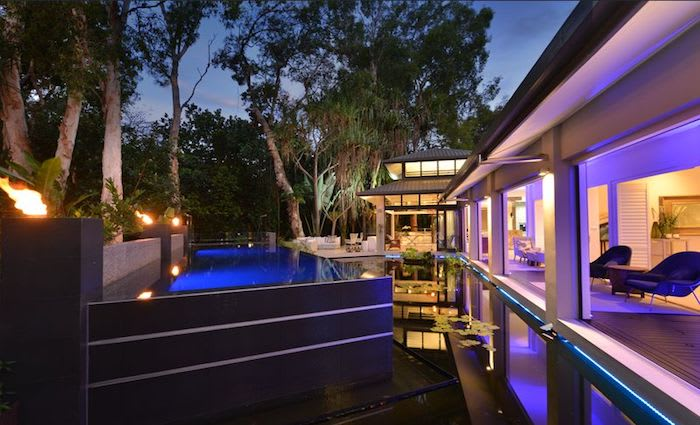 Port Douglas trophy home with luxury kitchen listed