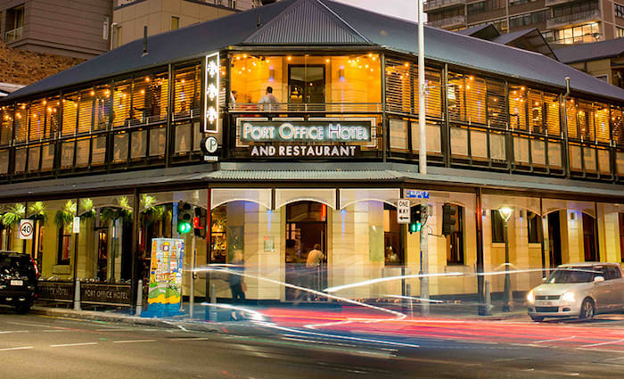 Brisbane heritage pub The Port Office Hotel reopens after fire damage