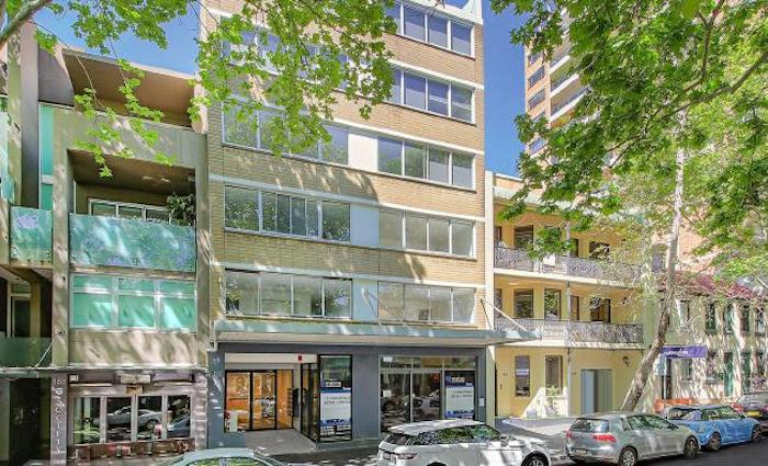 Annalise Braakensiek's Potts Point apartment leased