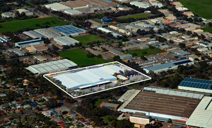 South Australia's Border Express distribution centre purchased by Primewest