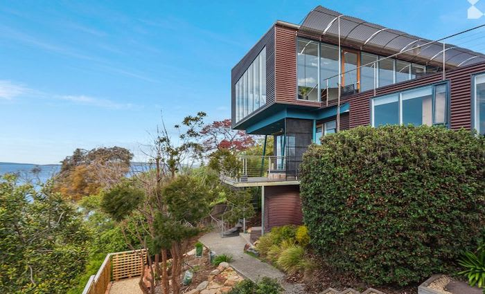 Renovated Sandy Bay trophy home listed for sale