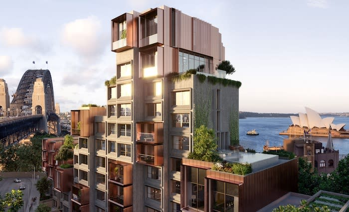 Sirius at Millers Point sells through Savills