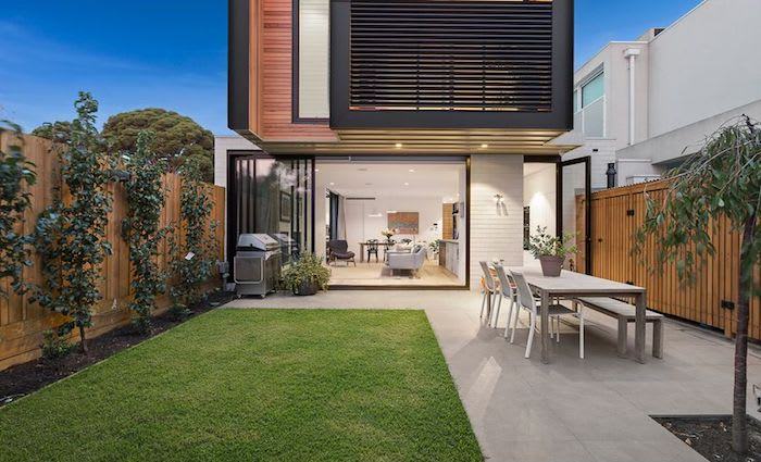 JAM Architects-designed South Yarra home with city views listed