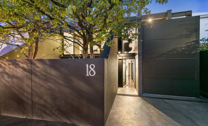 Architect Wayne Gillespie's first home design hits the market