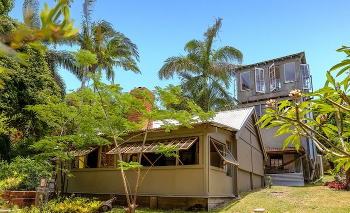 Noosa's historic Palm Cottage listed for sale
