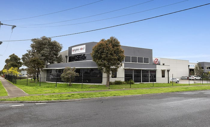 Sunshine West industrial property sells for $1.6 million