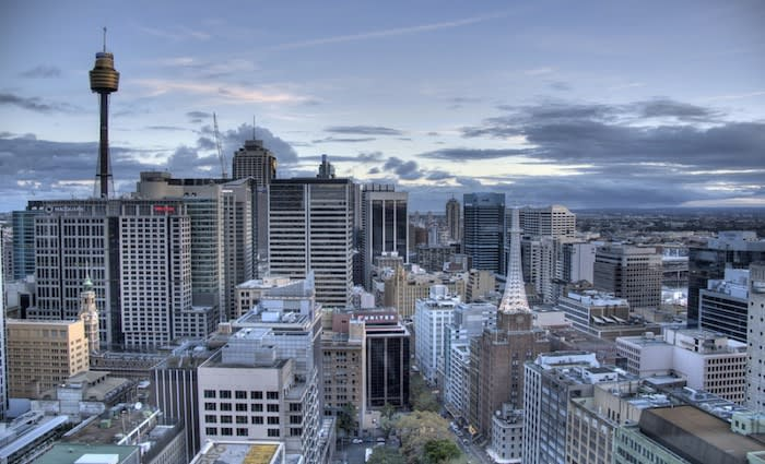 Sydney market is changing from sellers' market to buyers' market