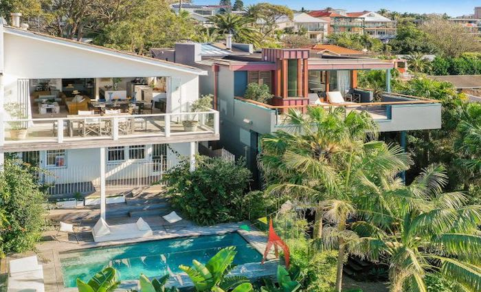 Patrick and Tamsin Johnson sell Tamarama home