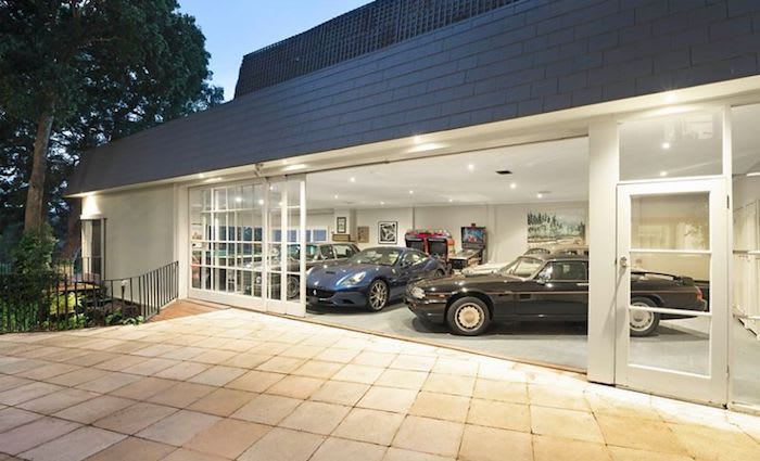 Car enthusiasts' Toorak home with luxury garage listed