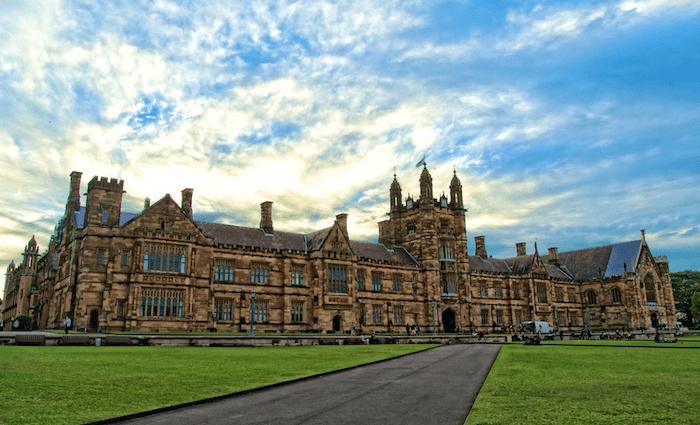 Coronavirus threat compels Sydney University to introduce protective measures