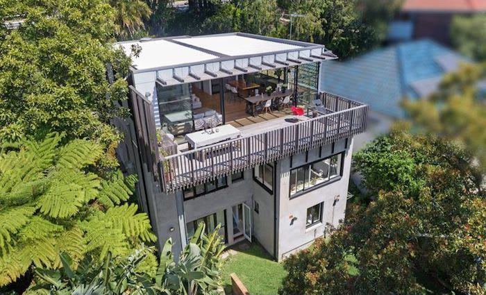 Fashion designer Kit Willow's Vaucluse home yet to sell