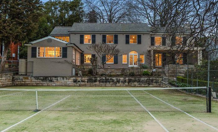 Tightly-held 1938 Rathven, Warrawee trophy home passed in on $4 million vendor bid