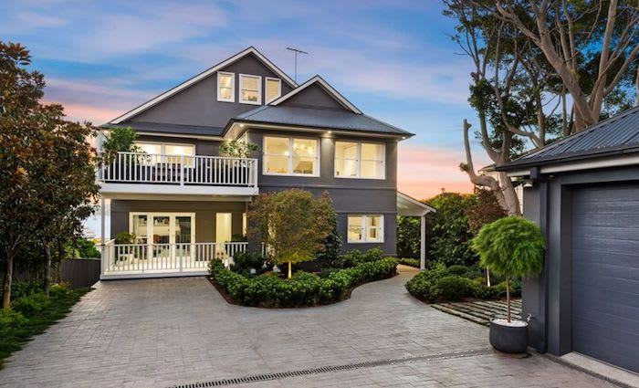 Boston Consulting boss David Tapper buys $10 million Watson Bay home