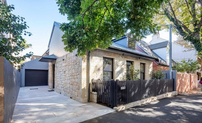 Sandstone Woollahra cottage sold for $4.3 million