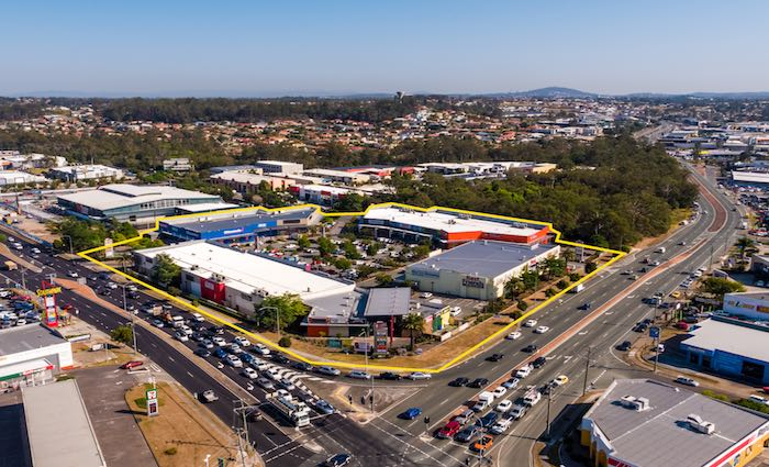 Clarence Property secure The Zone shopping centre at Brisbane's Underwood