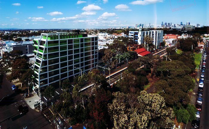 Jewell Station redevelopment plans now before Moreland City Council