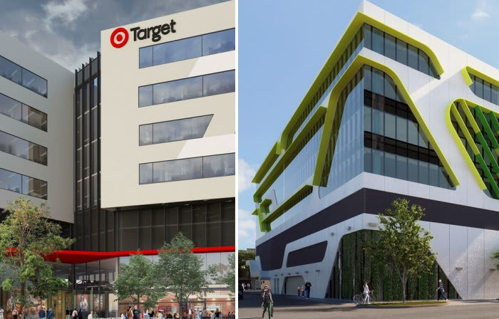 Target's Williams Landing HQ a boon for the west's commercial prospects