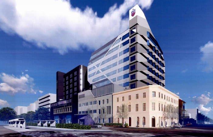 St Vincent's substantial expansion plans unveiled