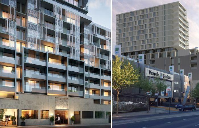 Richmond's Doonside Precinct emerges as a new apartment hub